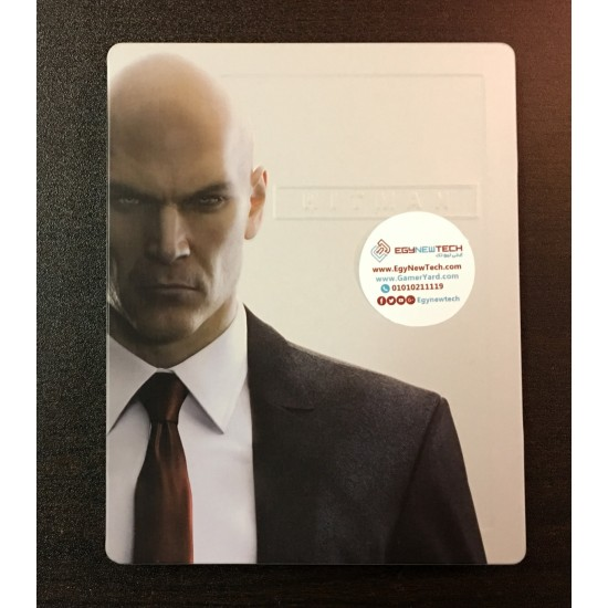 Hitman The Complete First Season Steelbook Edition - Used Like New   PS4