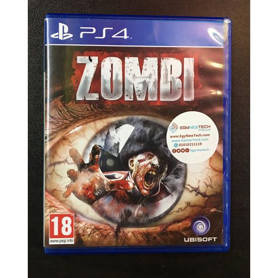 Zombi - Used Like New | PS4
