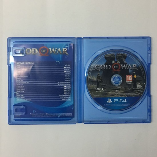God of War - Used Like New | PS4