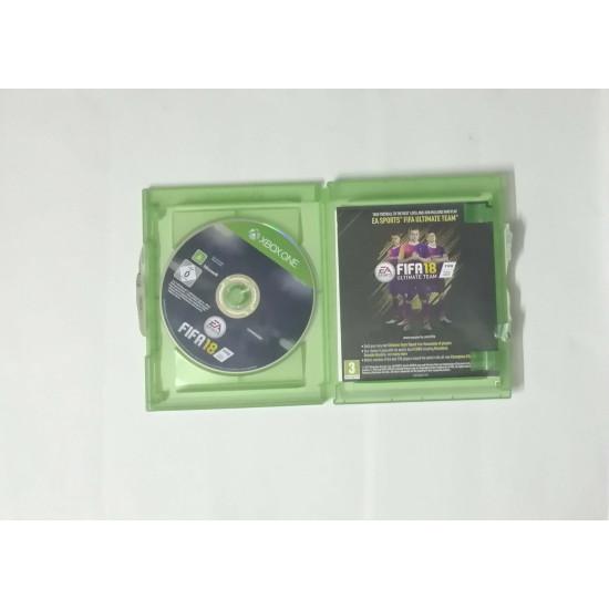 FIFA 18 - Used Like New - XB1