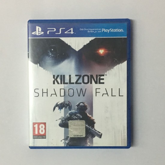 KillZone Shadow Fall - Used Like New | PS4