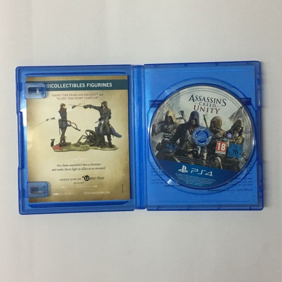 Assassins Creed Unity - Middle East Edition - Used like new | PS4