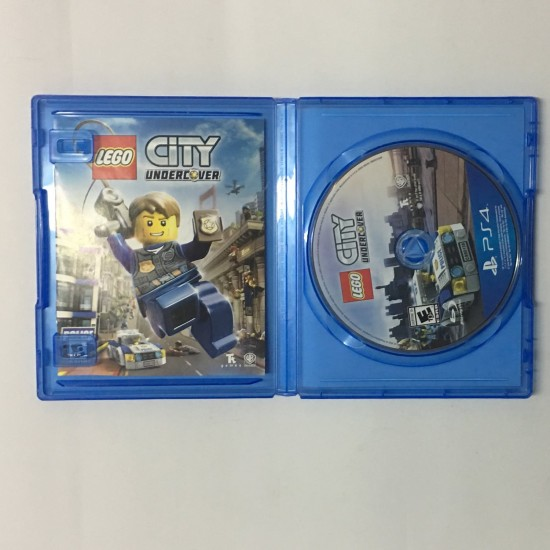 LEGO City Undercover - Used Like New | PS4