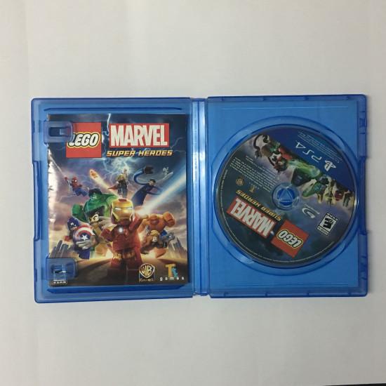Lego marvel superheroes - Used Like New | PS4
